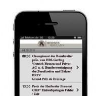 Horses & Dreams meets App im Web