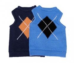 Cashmere-Hundepullover-blau